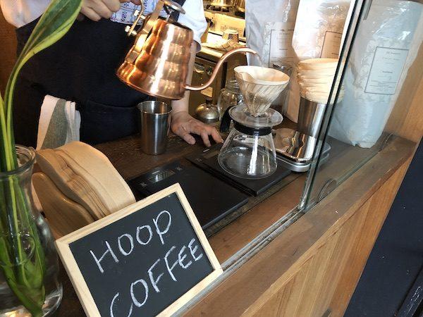 One Table松戸八柱に出店したand Coffee
